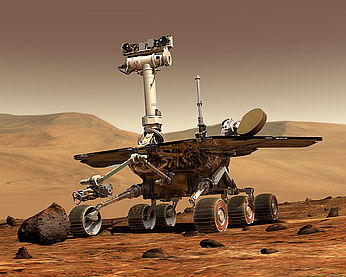 Thumbnail picture for page:  Be a Scout and explore like a Rover!