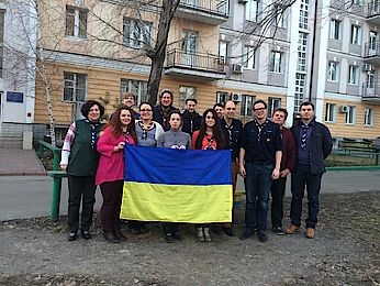 Thumbnail picture for page:  Executive Board in Kiev